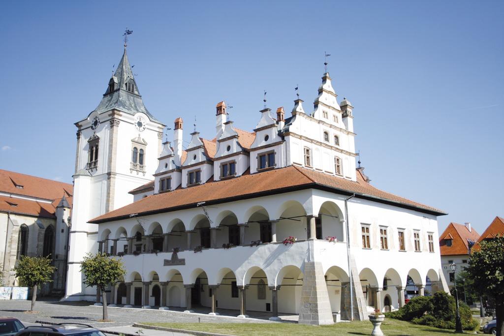 Spišské Múzeum Levoča