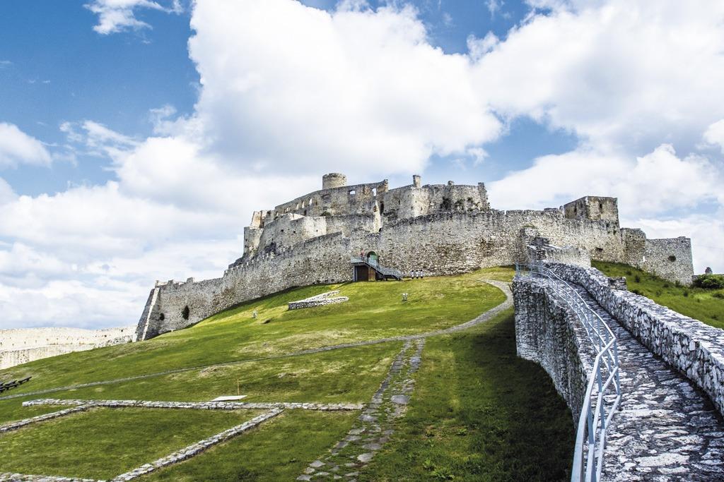 Spišský hrad sa dočkal