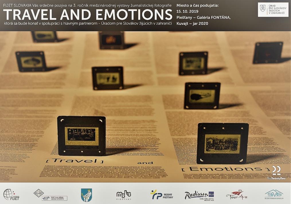 Travel and Emotions - Piešťany, Fijet_2019