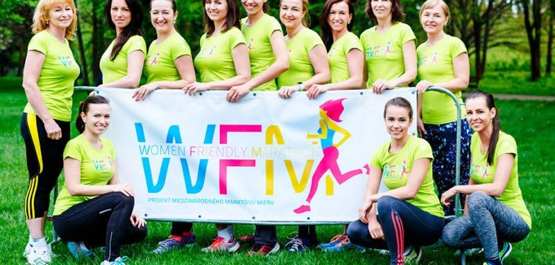 Women Friendly Marathon