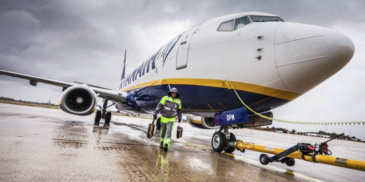 zimný čas v letovom poriadku v letectve