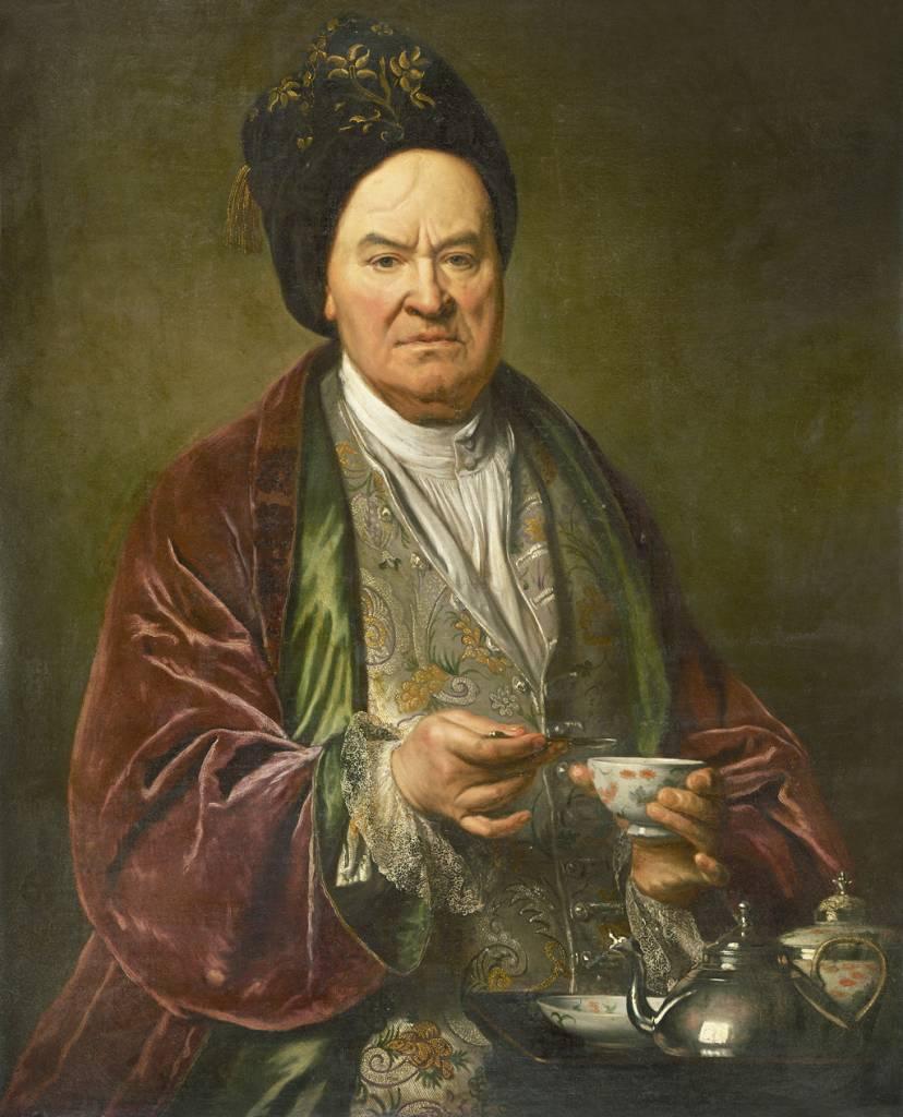 Dielo maliara Jána Kupeckého, Portrét muža