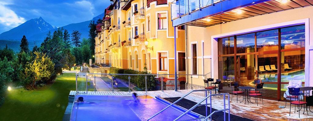 Heritage Hotels Grandhotel Praha