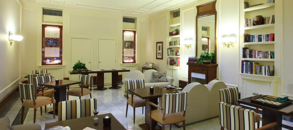 Heritage Hotels Portugal Hotel Britania Living Room