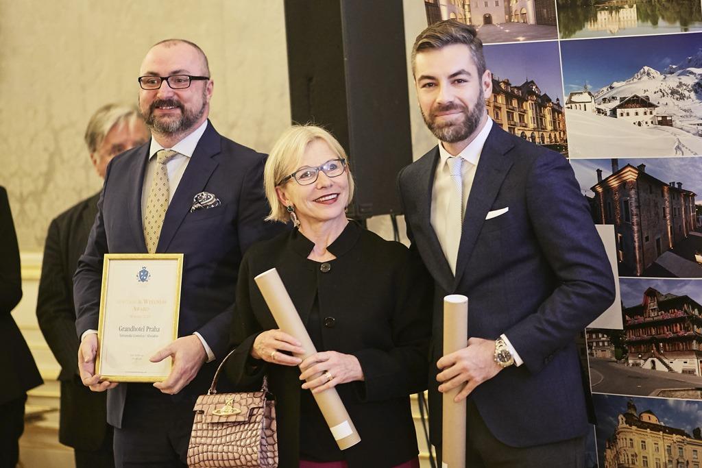 Heritage Hotels of Europe Awards 2019