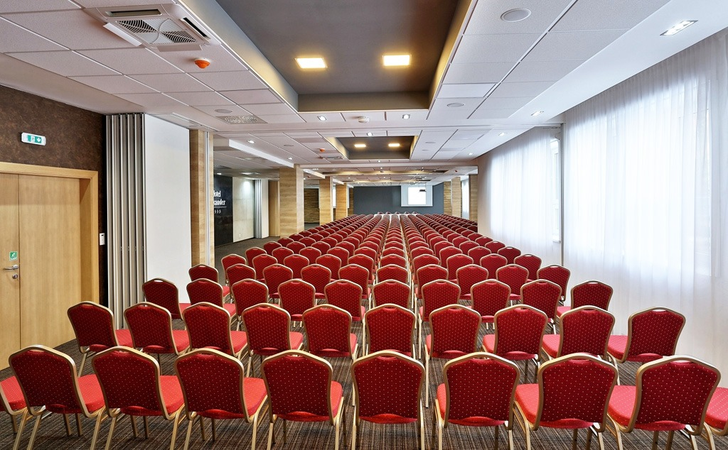 Hotel Alexander v Bardejovských Kúpeľoch, kongresova sala