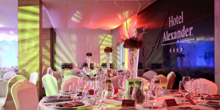 Hotel Alexander v Bardejovských Kúpeľoch, event