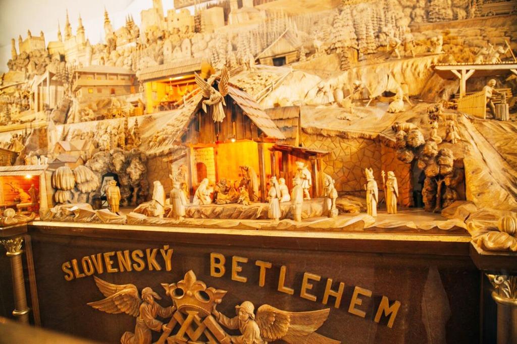 Rajecká Lesná Slovensky betlehem