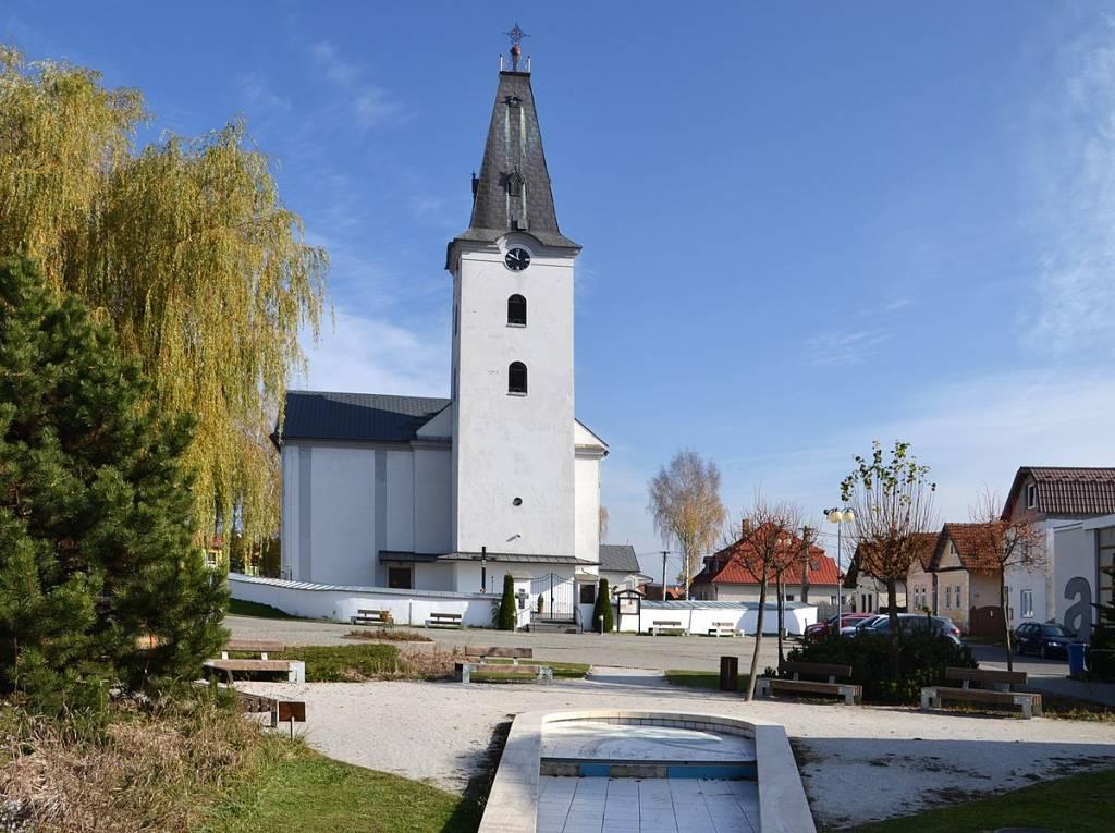 NAJ mesto a obec, Smižany Kostol
