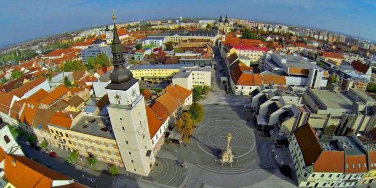 NAJ mesto a obec, Trnava