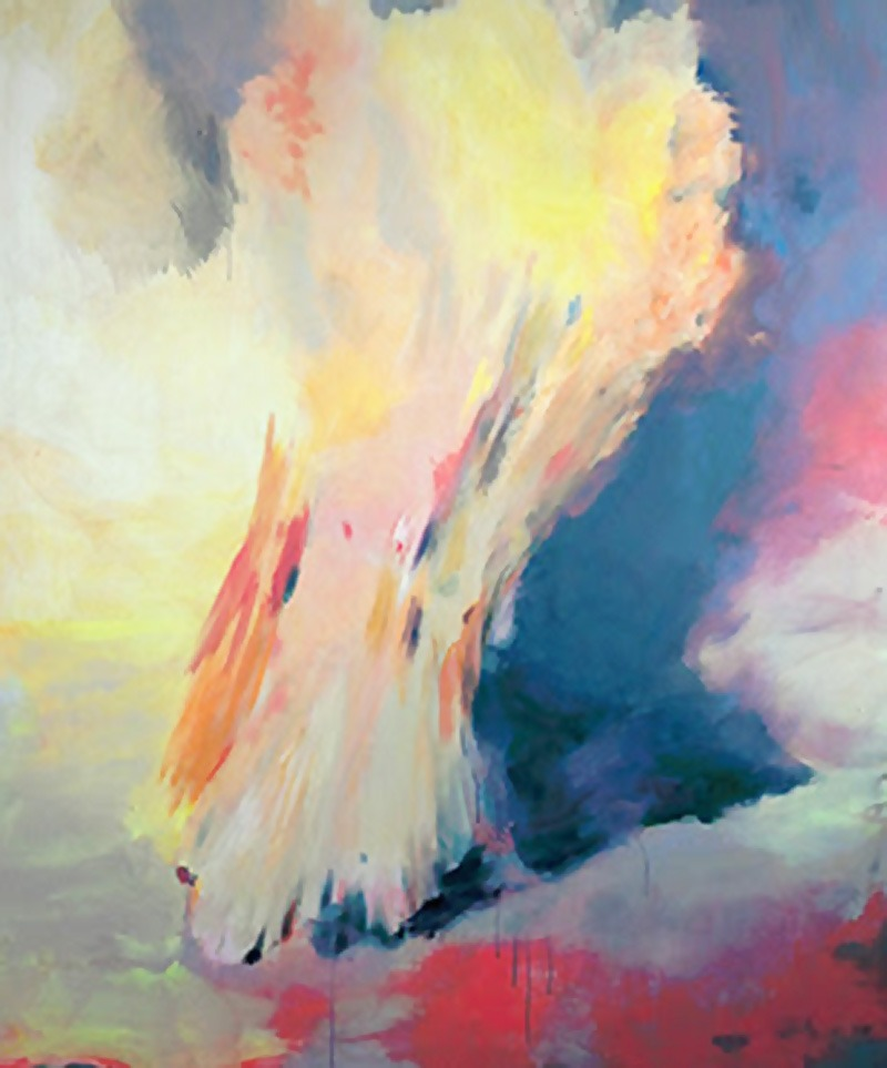 Výstava Dobrodružná situácia maliarky Lucie Vesele