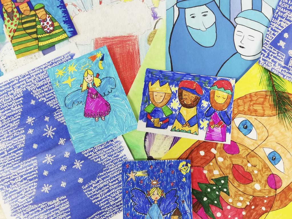 Vianočná pošta Ježiškovi, najkrajsi list