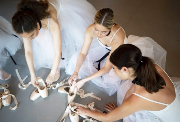 medzi baletkami