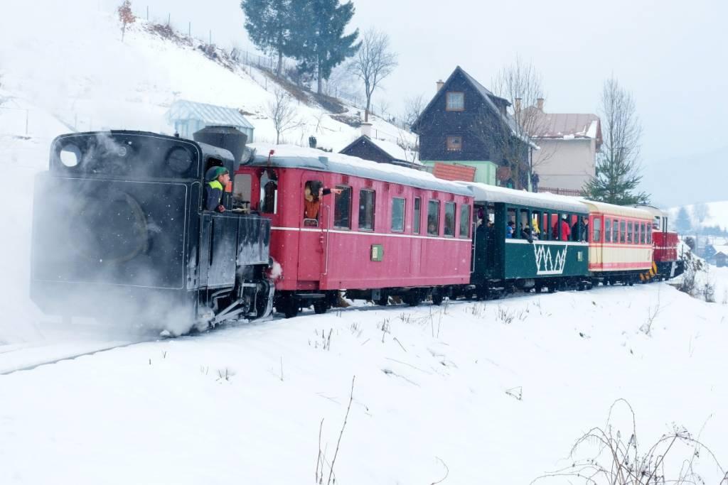 Čiernohronska železnička