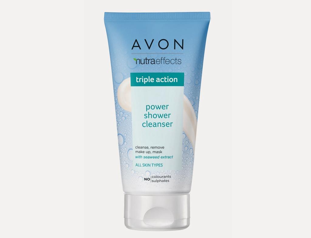 AVON Cosmetics, Cistiaci Gel Do Sprchy Triple Action