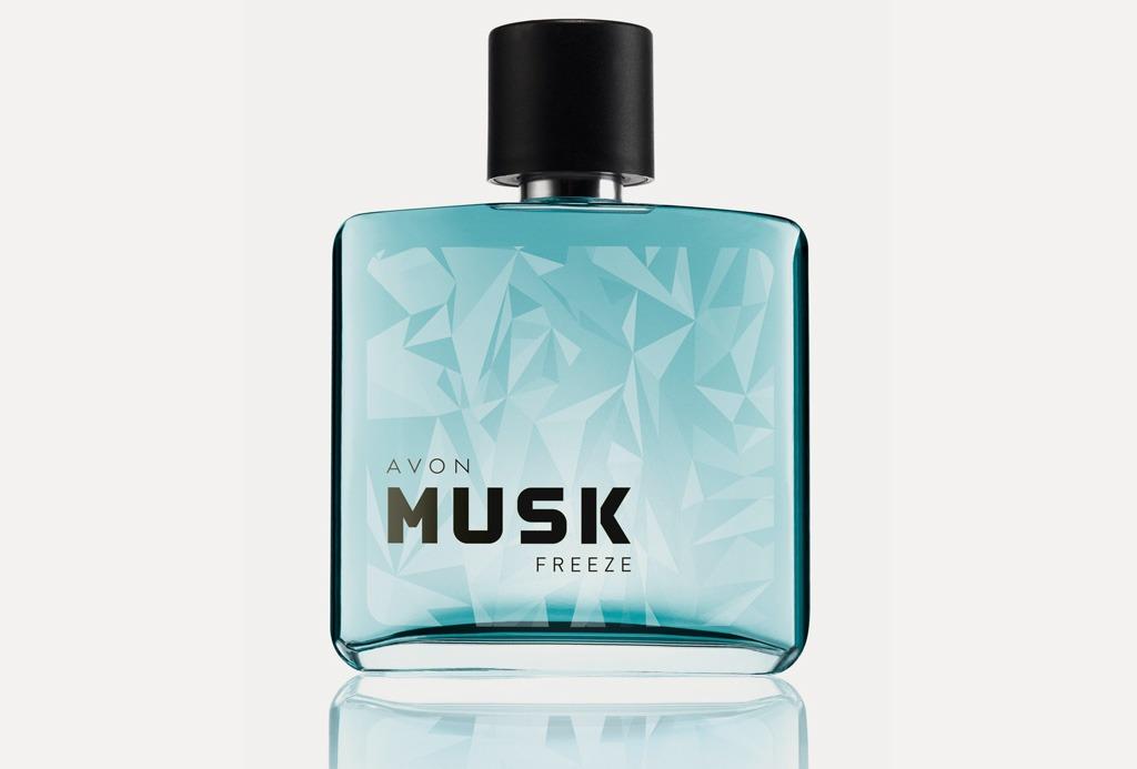 AVON Cosmetics, Musk Freeze EDT