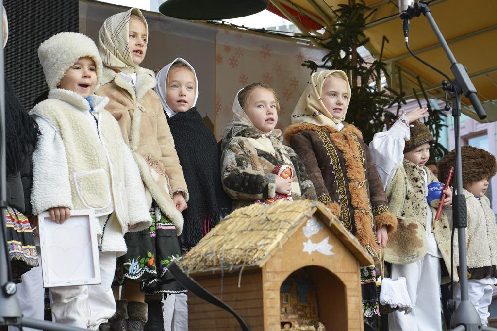 Detský folklórny program, Selčanka