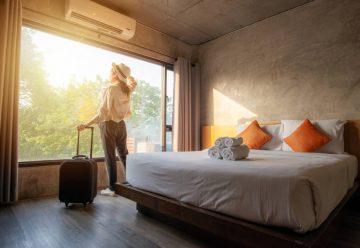 Prenocovania rástli počas leta najrýchlejšie v Košickom kraji