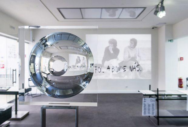 Sedem situácií na výstave Anny Daučíkovej v SNG