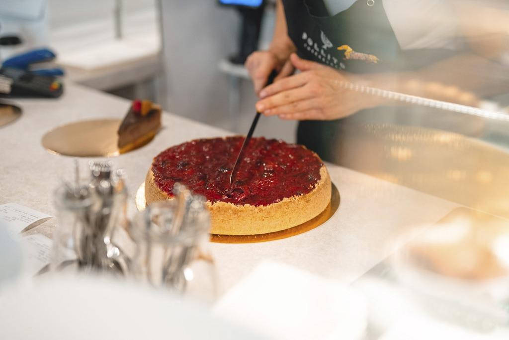 Bratislava Pollito Cheesecake
