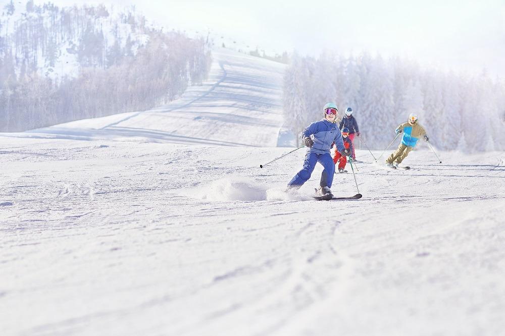 lyžiarske strediská Dolného Rakúska