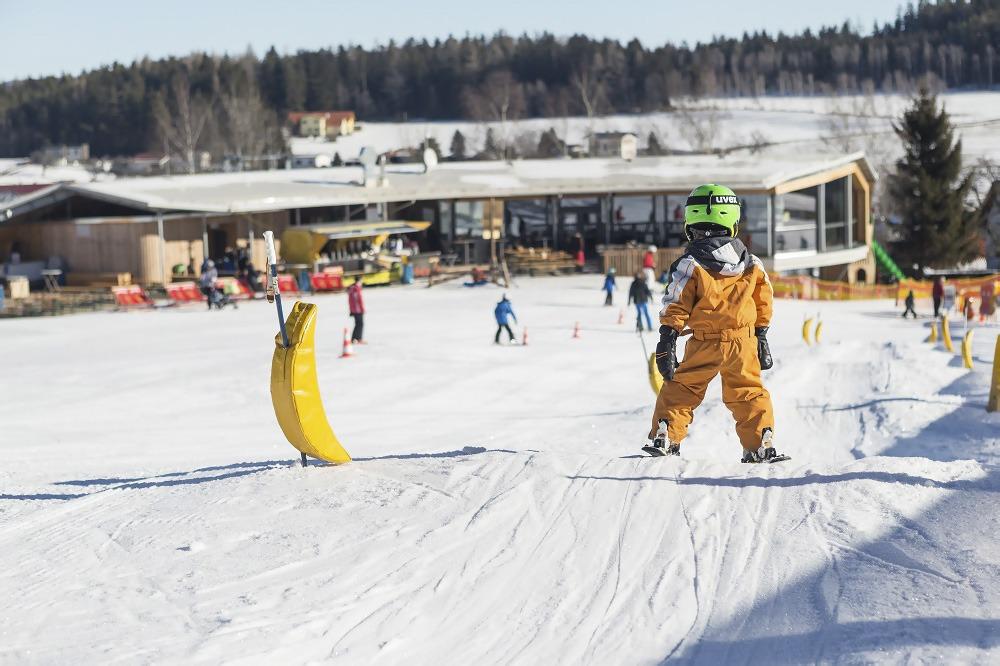 lyžiarske strediská Dolné Rakúsko