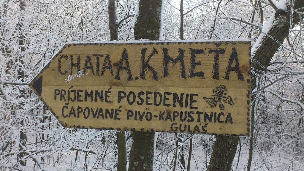 K chate A. Kmeťa