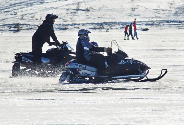 Adrenalínové zimné zážitky