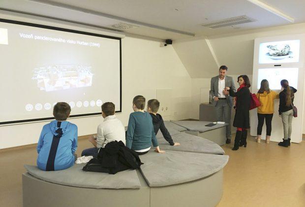 Digitálna výstava, Bratislavský hrad