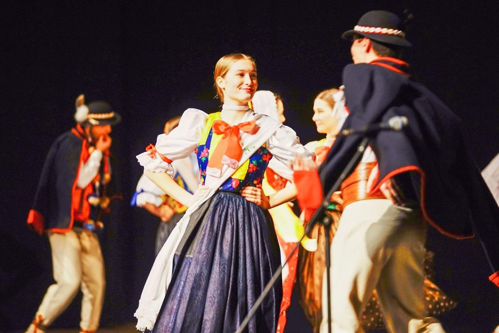 Folklór – duša Slovenska