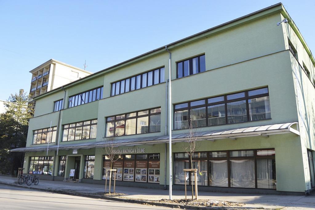 Krajská knižnica vŽiline