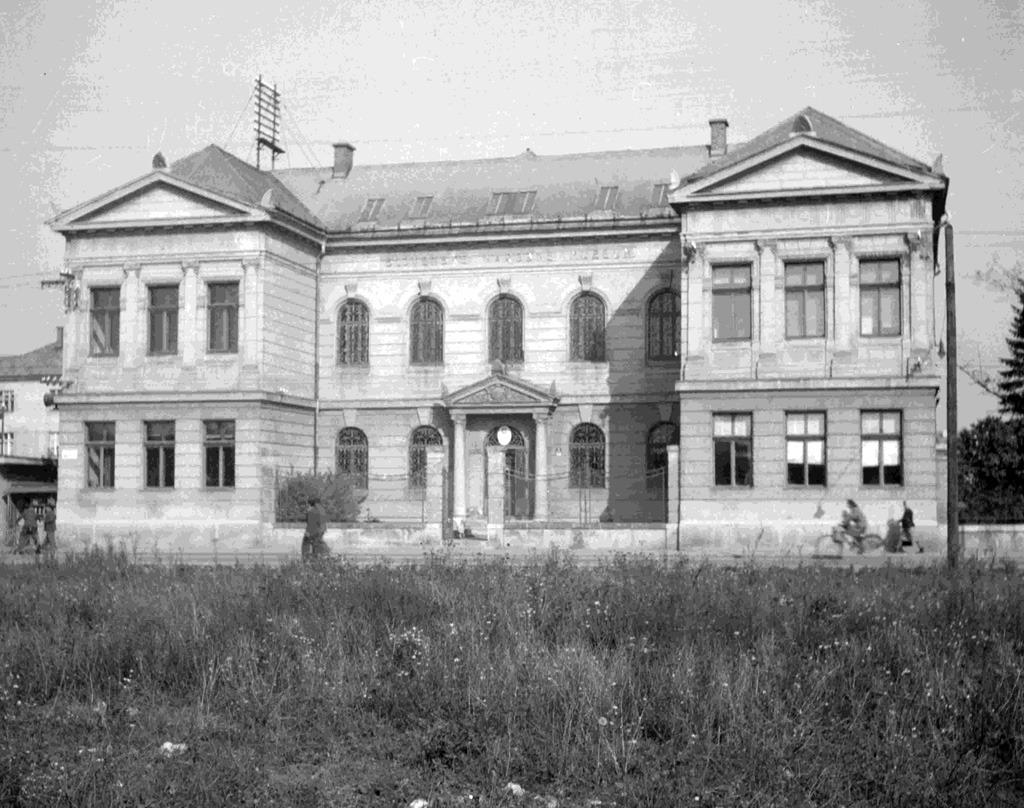 Michal Milan Harminc, Ucelova Budova MT Dnesne SNM Muzea V Martine Muzeum Andreja Kmeta