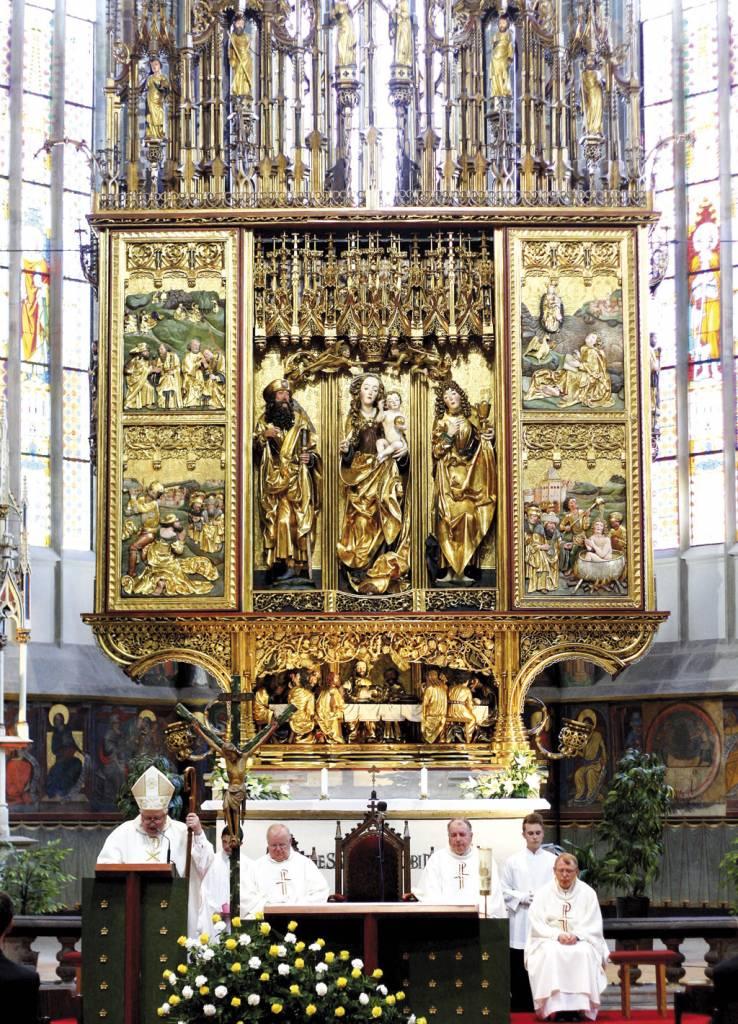 Oltar Majstra Pavla z Levoce