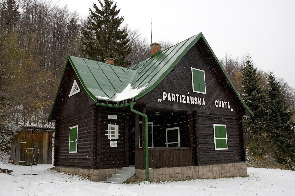 Partizánska Chata