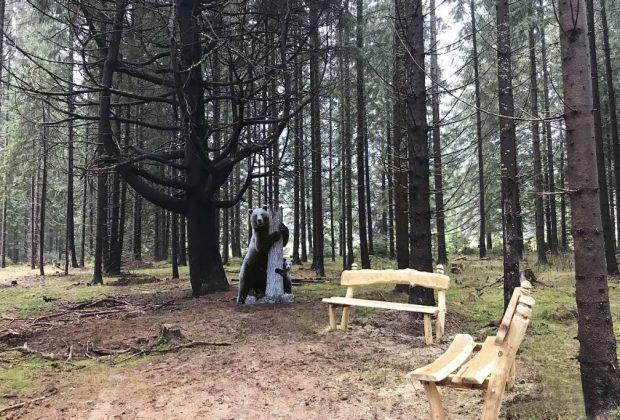 Počúvať Hlasy lesa môžete na Horehroní, náučný chodník