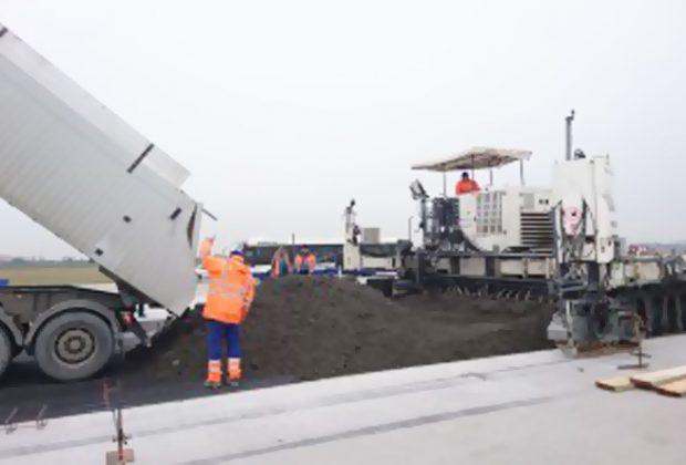 Rekonštrukcia na letisku v Bratislave