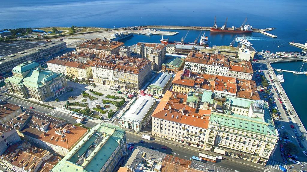 Rijeka je od 1. februára Európskym hlavné mestom kultúry 2020