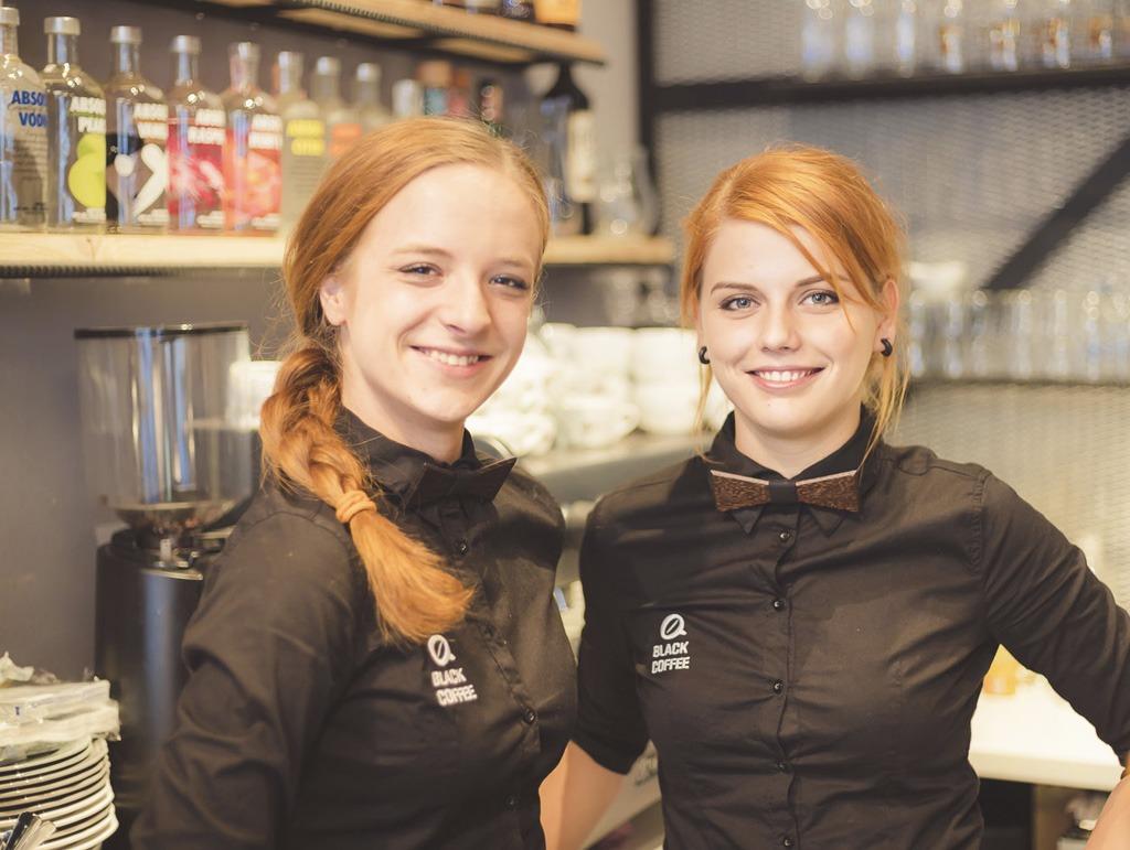 Uzite si taliansku kavu, zamestnanci Banska Bystrica