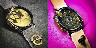 Valentínsky darček, originálne hodinky, šperk od Pavla Orvana