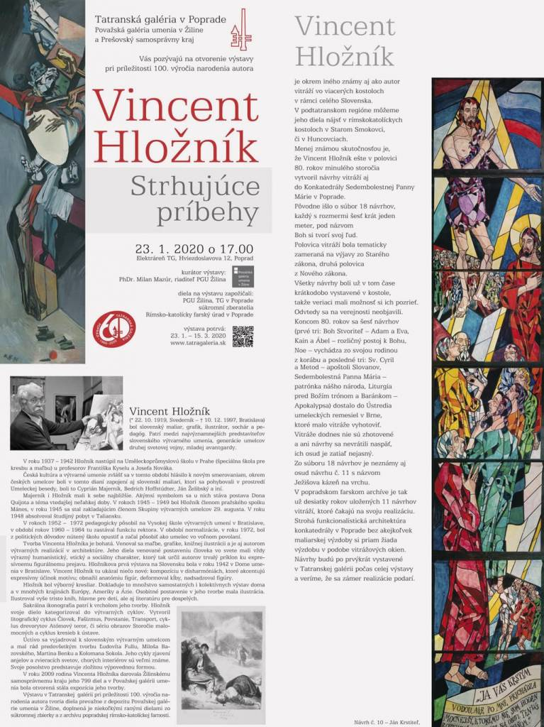 Vincent Hložník 2020