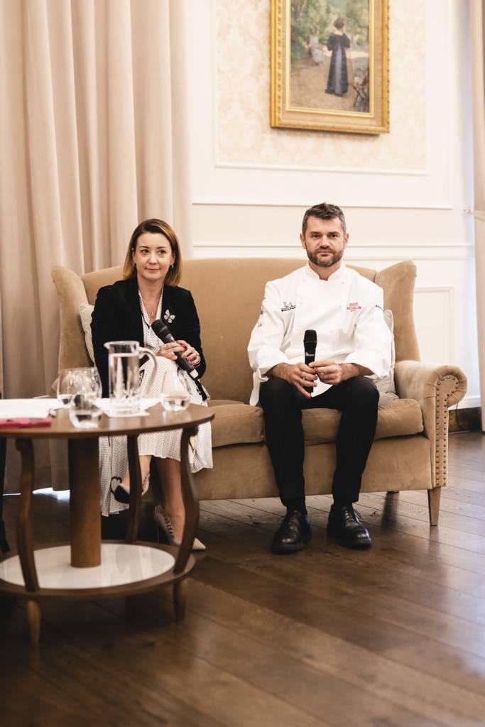 Enrico Bartolini Hotel Lomnica Zuzana Semanova
