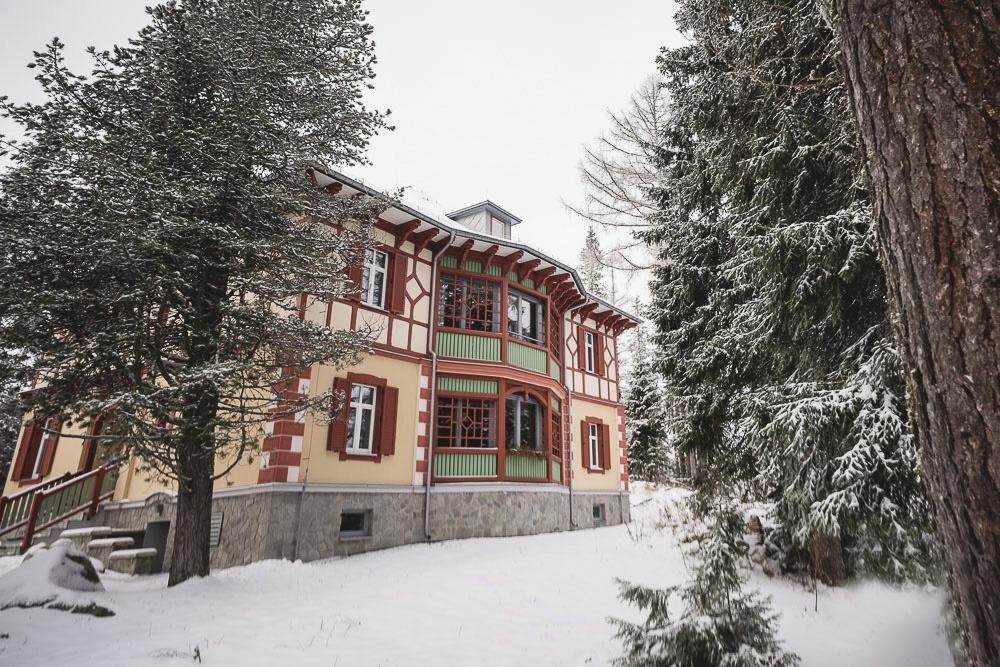 Vila Marina Strbske Pleso