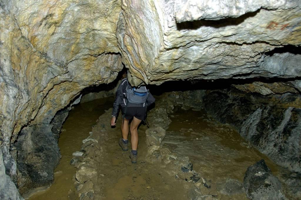 V Stanišovskej jaskyni