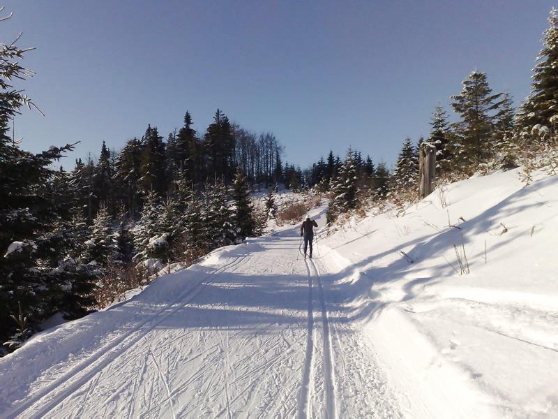 Bežecké lyžiarske trate Skalka Kremnica