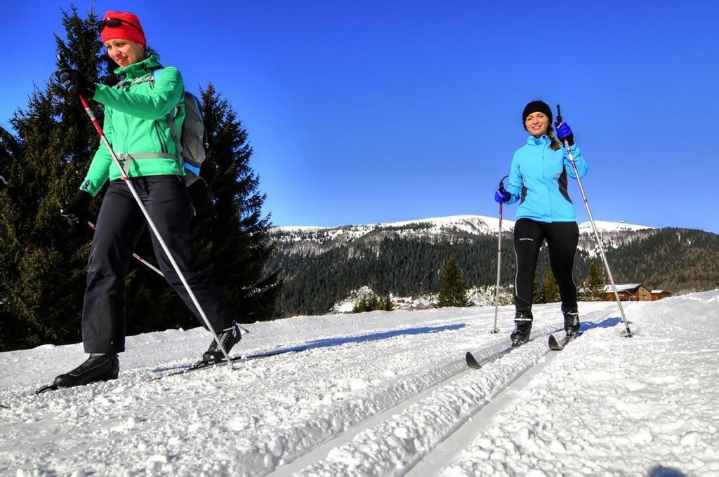 Bežecké lyžiarske trate Donovaly