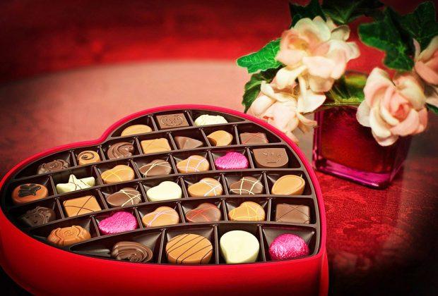 Cokolada na Valentína