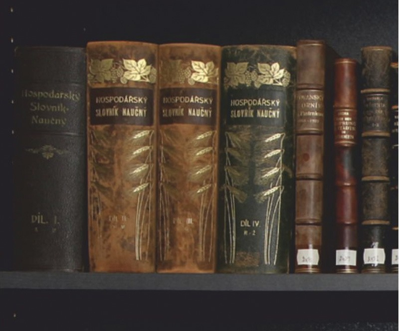 Deň otvorených dverí v Považskom múzeu v Žiline, vzacne knihy