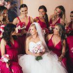 Dokonaly svadobný deň cez agenturu, druzicky