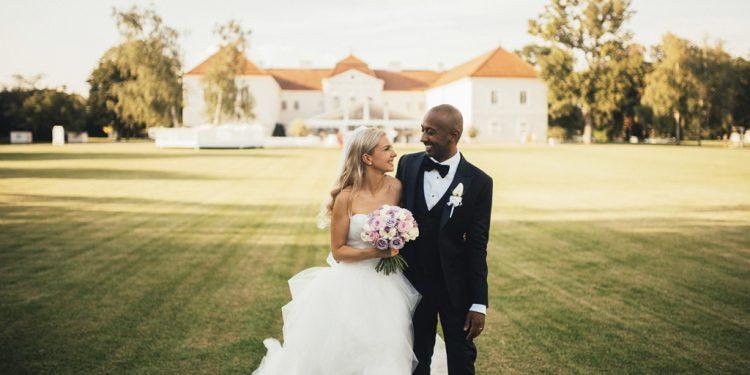 Dokonaly svadobný deň cez agenturu