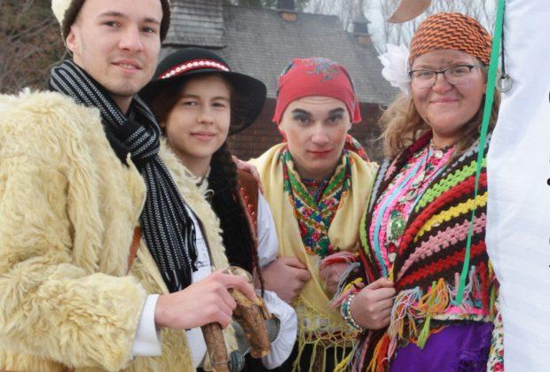 Fašiangové dni v skanzene pod Ľubovnianskym hradom